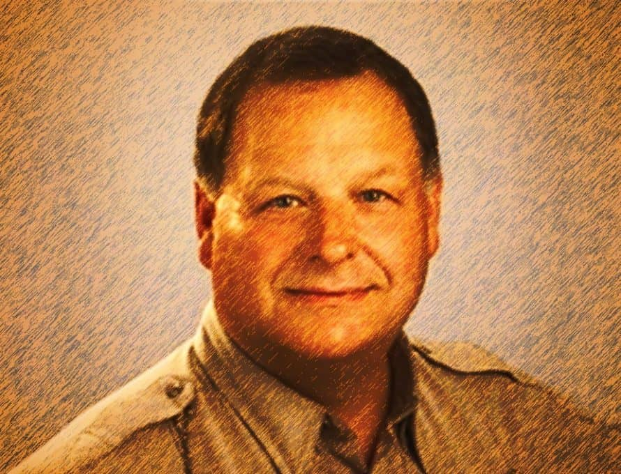 Sheriff White lives out a Christian worldview