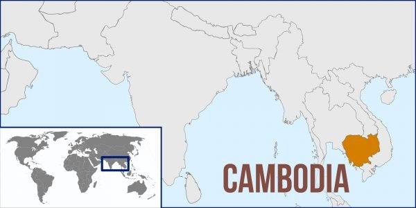 LocationCambodia