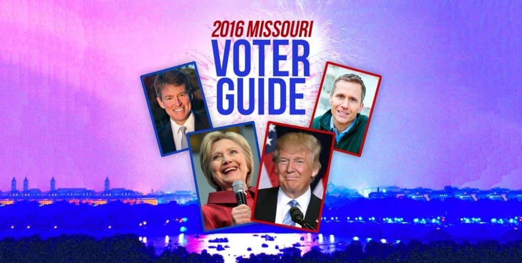 2016 Missouri Voter Guide