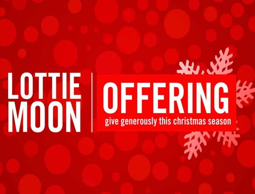 Lottie Moon Christmas Offering 2020 Lottie Moon Offering totals $156.6 million for 2018 19